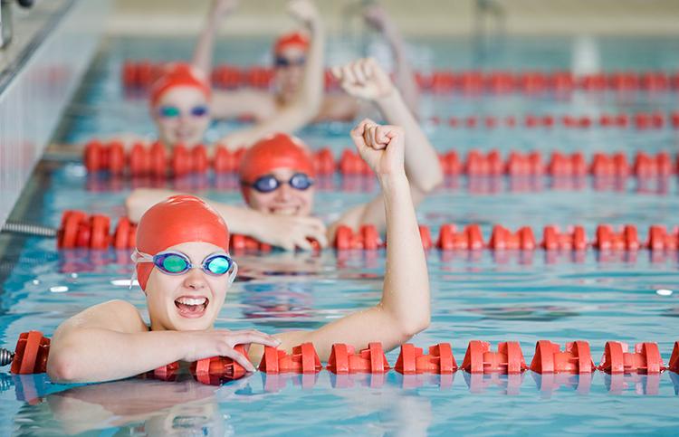 putnam-swim-team
